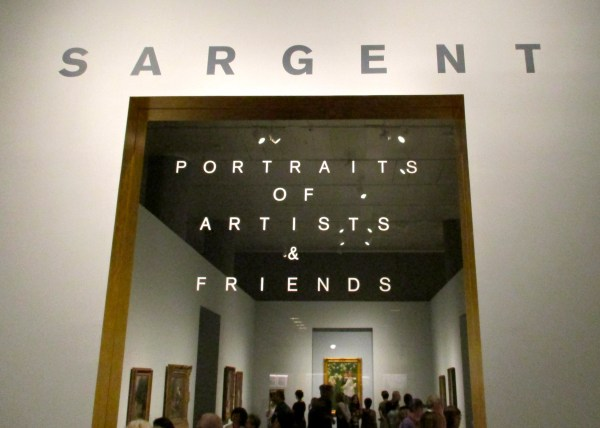 John Singer Sargent Portraits Of Artists And Friends Met Closing October 4th