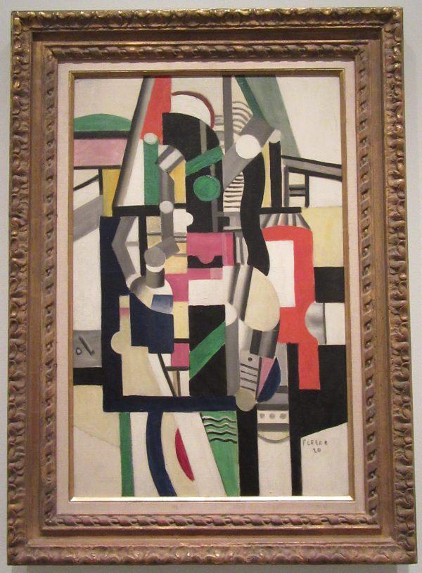 Modern Art Monday Presents Fernand Leger Mechanical