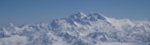 Mount Everest mountain flight picture