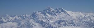Mount Everest mountain flight picture