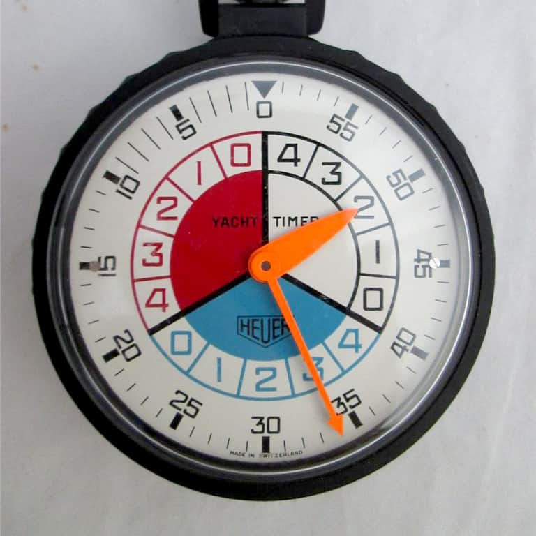 Yachting Timers Amp Watches