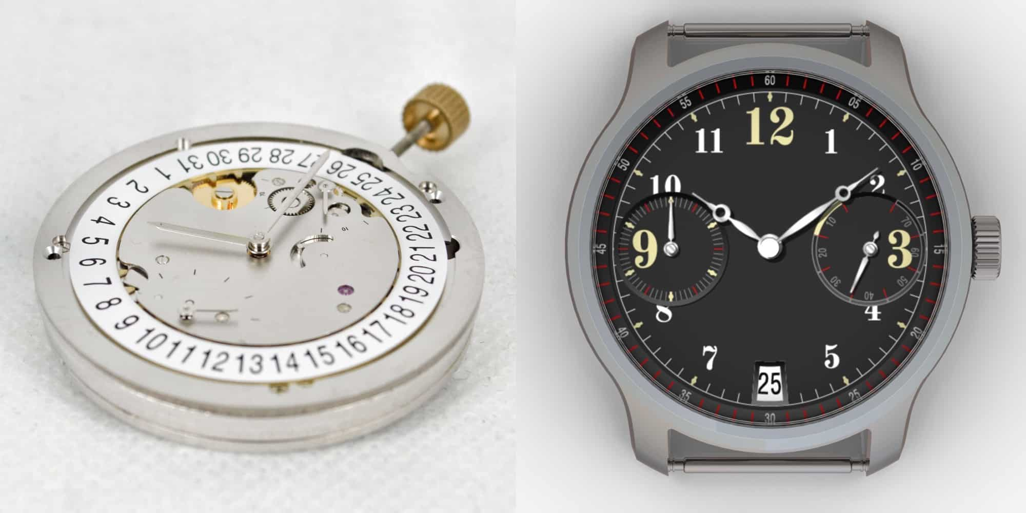 Chinese Forum Watch Project: An Affordable With a 70-Hour Power Reserve - Worn & Wound