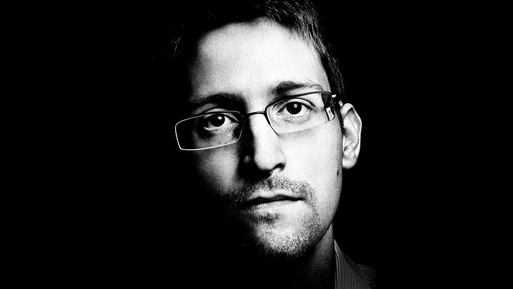 Portrait du véritable Edward Snowden (image : wired.com)