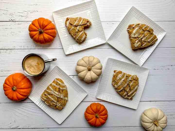 pumpkins scones for everyone