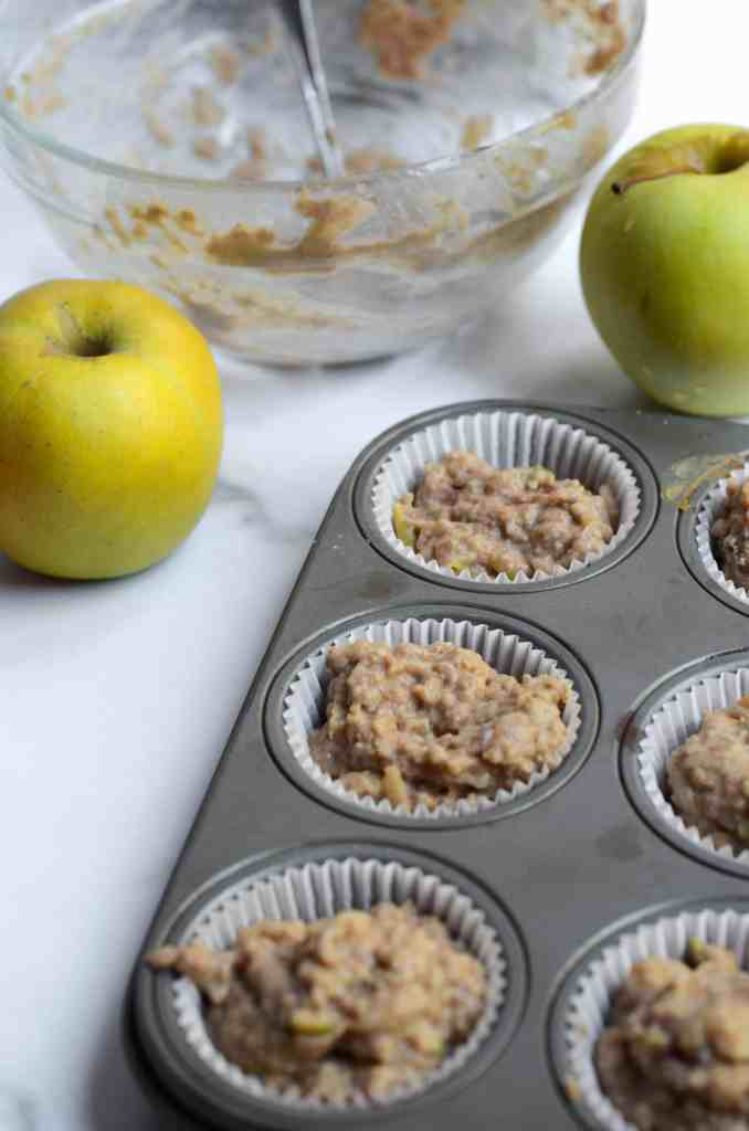 this recipe will make exactly 12 muffins