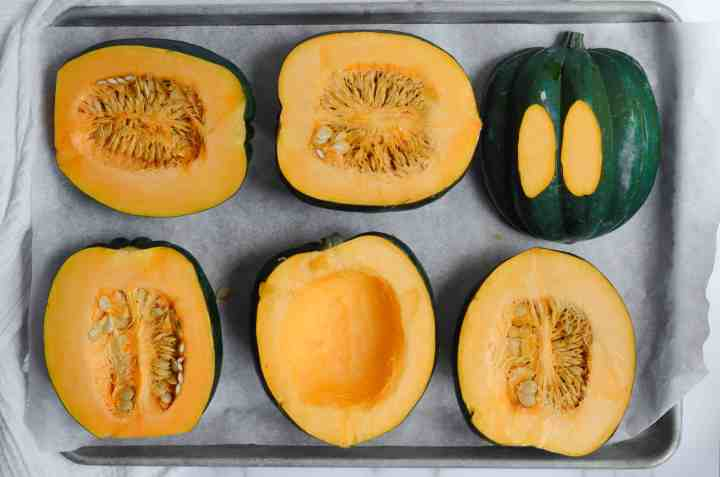 acorn squash is so easy to work with
