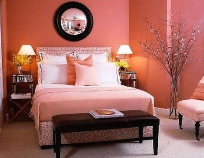 Bedroom Paint Color Trends for Women  Worry Free Painting