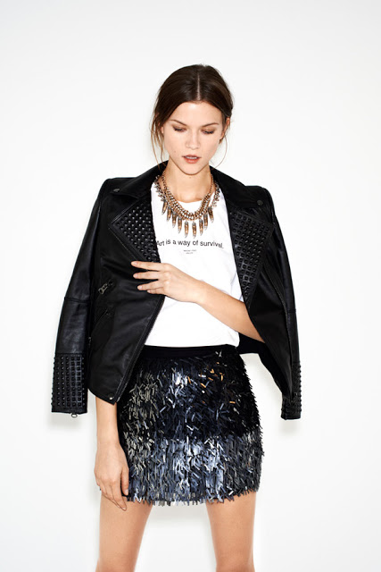 Zara Lookbook- December