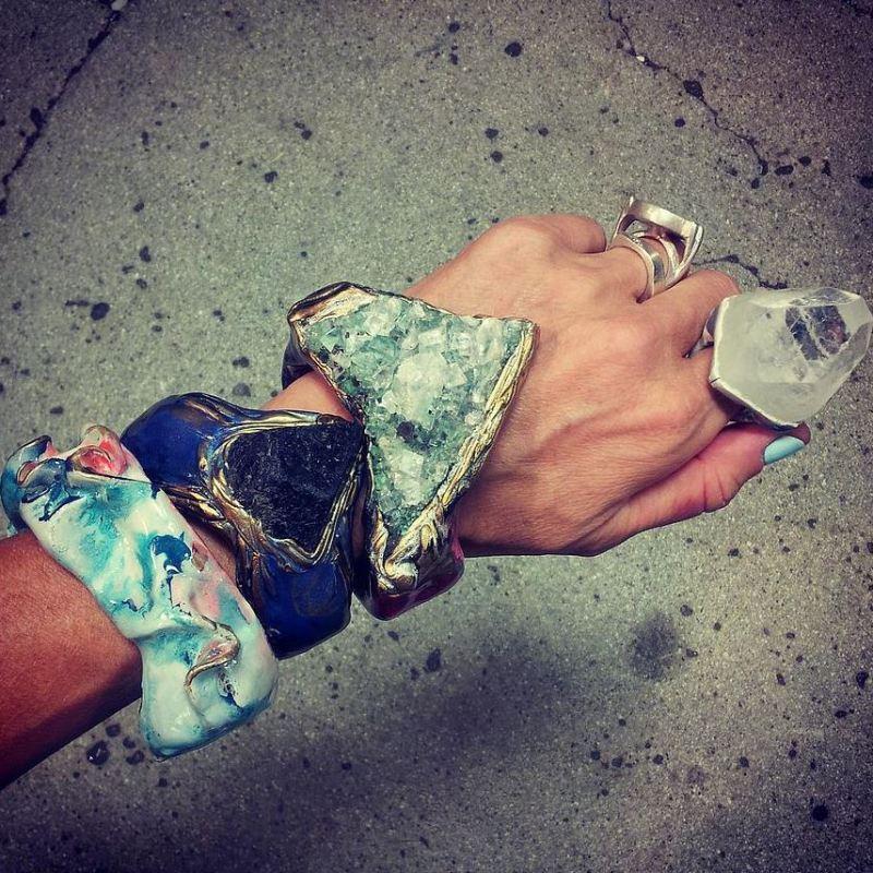 Adina Mills: Wearable Art