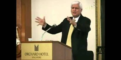 Dr Ravi Zacharias – Leadership Without Compromise
