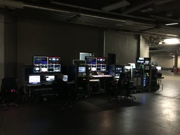 Behind the Scenes - Outcry Tour