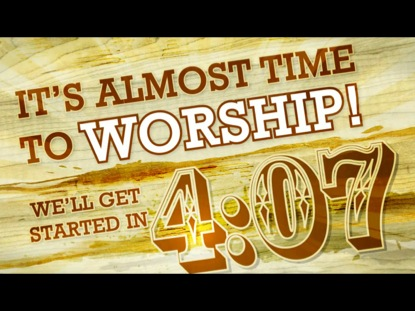 Christian Wallpaper Fall Offering Welcome To Our Church Countdown Animated Praise