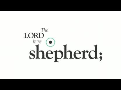 20 Trending Psalm 23 Sermon Ideas