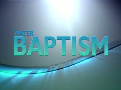 Water Baptism Loop  Flickering Mind Media  WorshipHouse