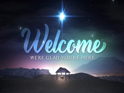 Christmas Savior Welcome Life Scribe Media