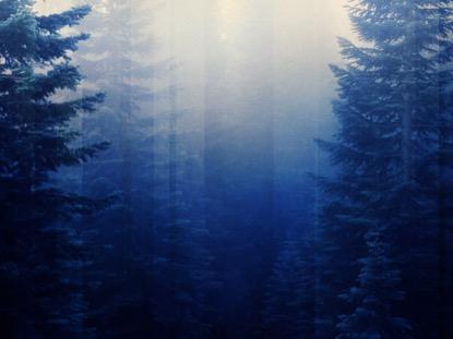 calming nature blue 1
