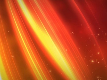 Orange Light Sphere  Playback Media  WorshipHouse Media