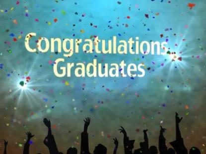 Congratulations Graduates Background  Videos2Worship