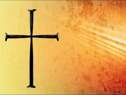 Christian Wallpaper Fall Grunge Nail Cross Background Videos2worship