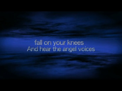 Fall On Your Knees Video Worship Song Track With Lyrics
