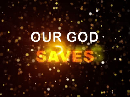 Our God Saves Video Worship Song Track with Lyrics  Shout