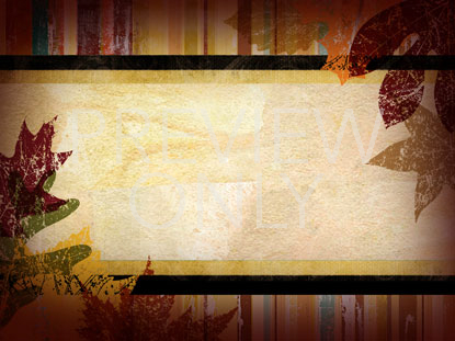 Fall Leaves Wallpaper Powerpoint Background Stripes N Leaves Blank Designs By Stacy Worshiphouse