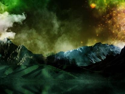 Surreal Mountains 2  Igniter Media  WorshipHouse Media