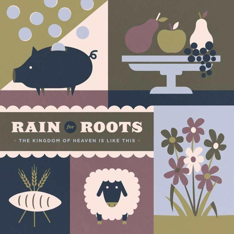 Rain for Roots album art