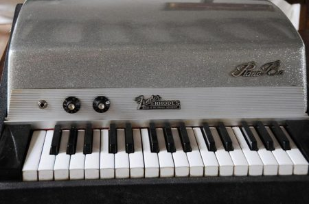 What I Learned from Playing a Fender Rhodes Piano Bass