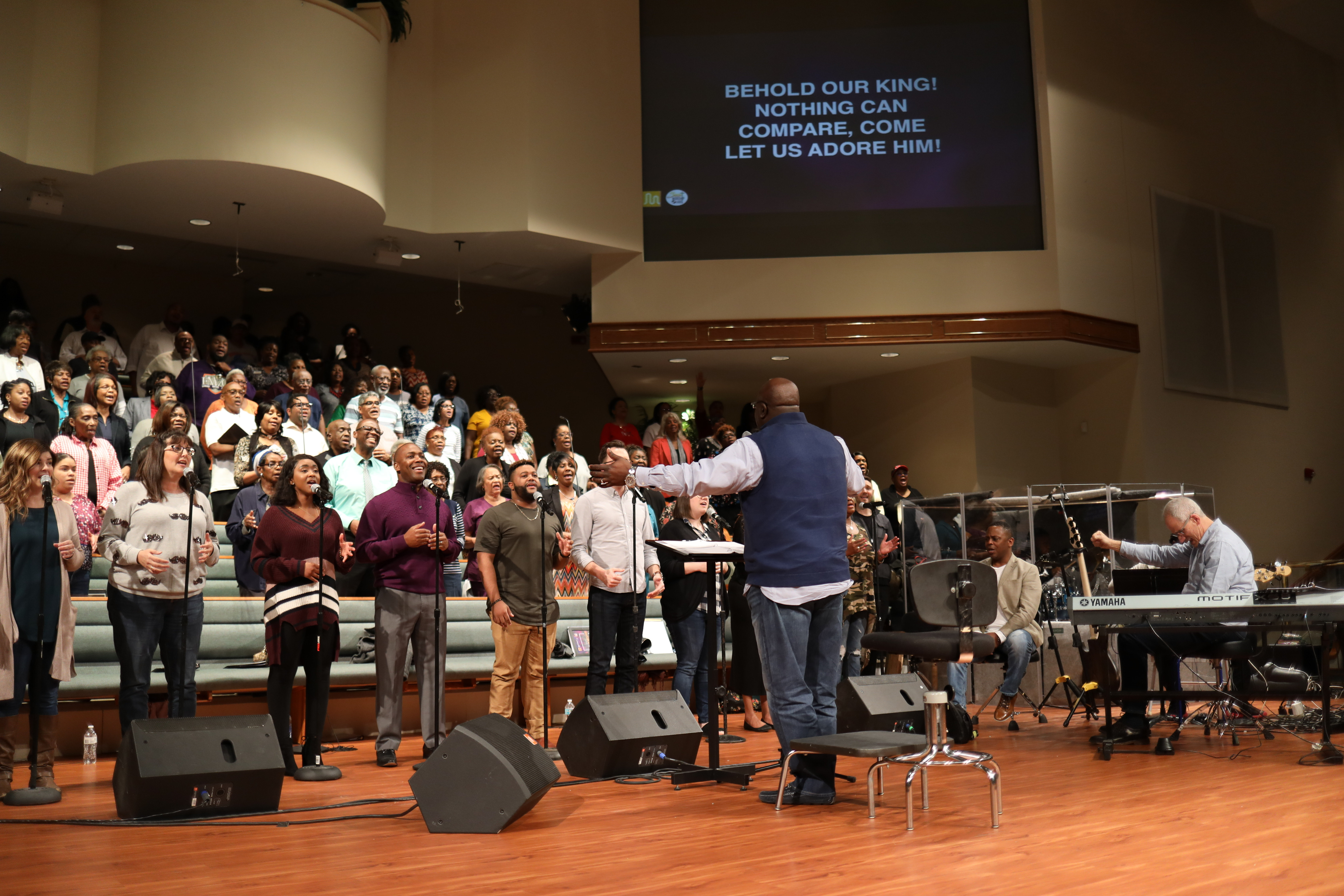 Sovereign Grace Music and Shiloh Church are Recording a