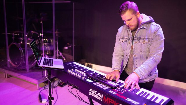 Equipping and Empowering Your Keyboard Player wi David Pfaltzgraff