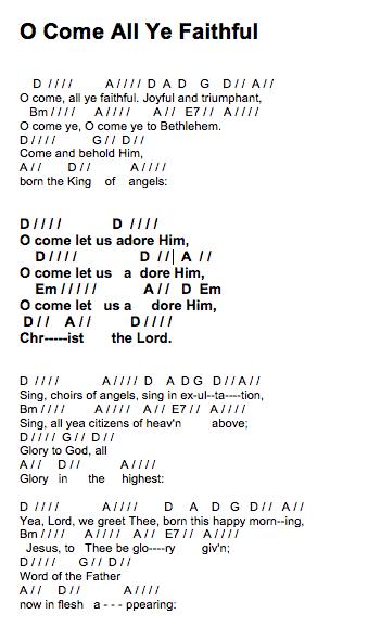 ocomefaith-chord
