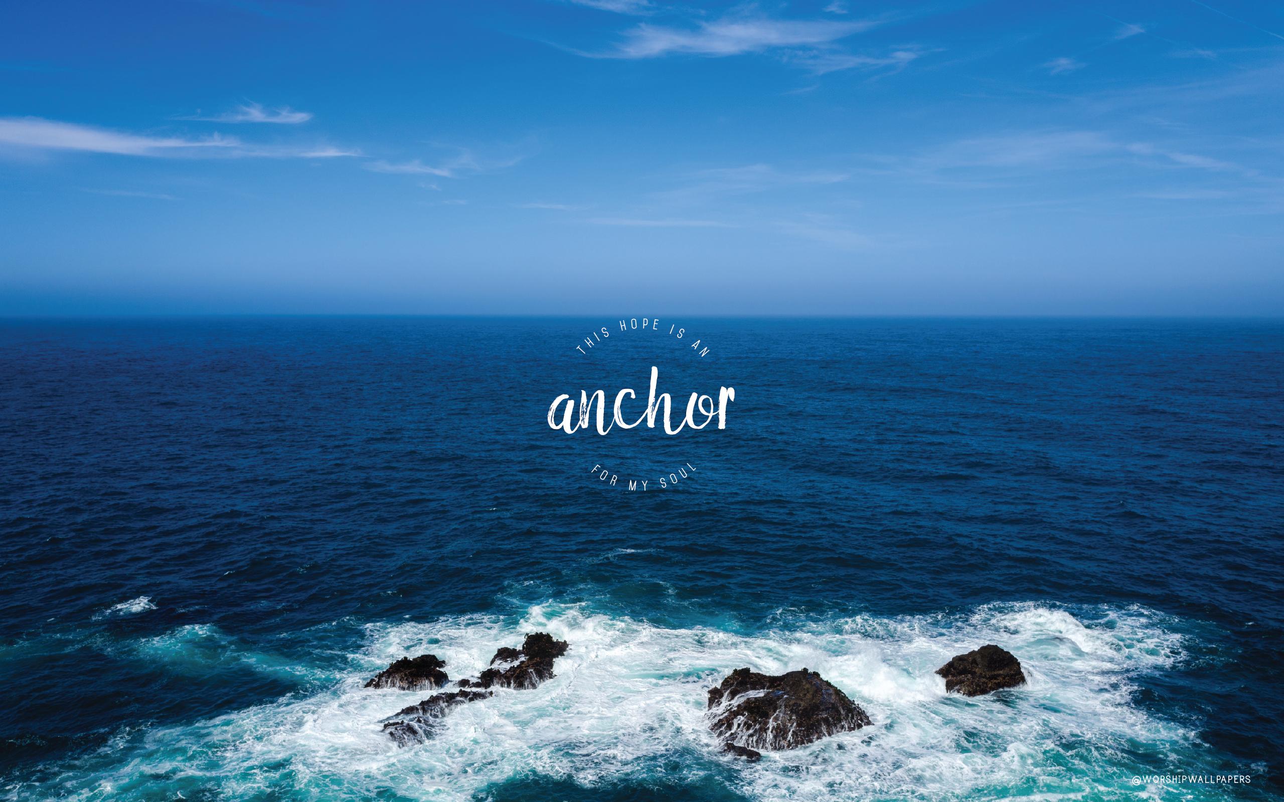 Anchor  Hillsong United  Worship Wallpapers