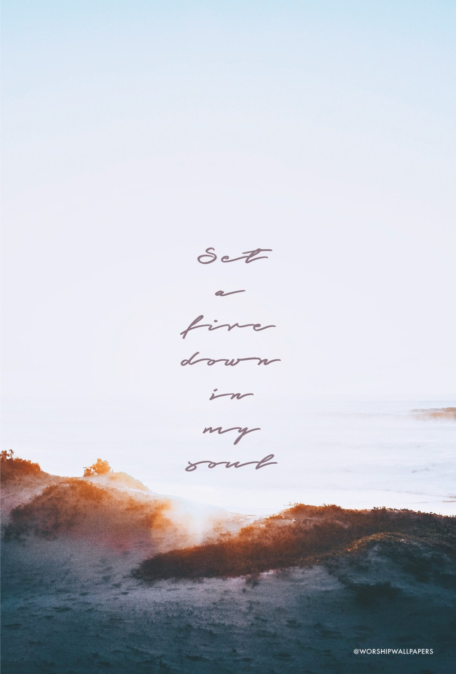 Cute Lock Screen Wallpapers Hd Set A Fire United Pursuit Ft Will Reagan Worship