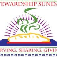 Stewardship Sunday: Serving, Sharing, Giving