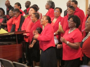 Choir, London UK