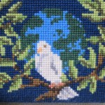 peace dove world stitchery Shaftsbury