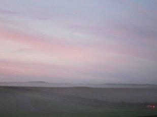 Sky near Stonehenge