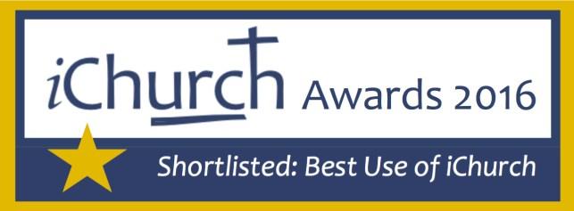 iChurch Awards Runners Up