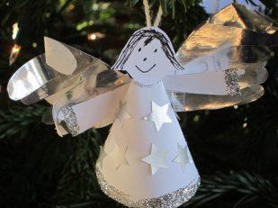 Angel decoration, Christmas Tree Festival