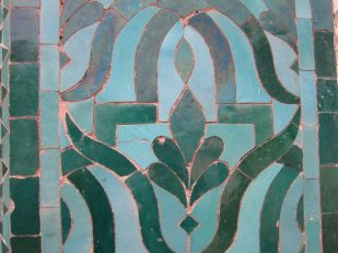 Tile, Morocco -- Ana Gobledale