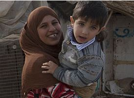 Syria, photo from Christian Aid, UK