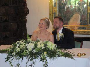 Wedding, Salisbury UK -- by Ana Gobledale