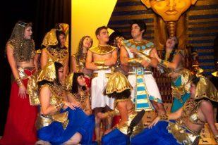 Joseph's Technicolour Dreamcoat, Egypt, 2005 Australia
