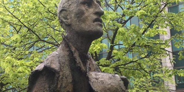 Potato Famine Memorial, Dublin, Ireland — Ana Gobledale