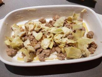 lasagne artisjokharten
