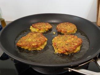 maiskoekjes uit Veg! vegetarisch