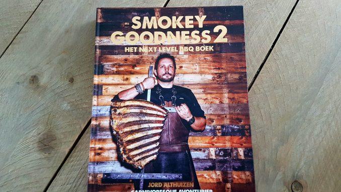 Cover van Smokey Goodness 2 van Jord Althuizen