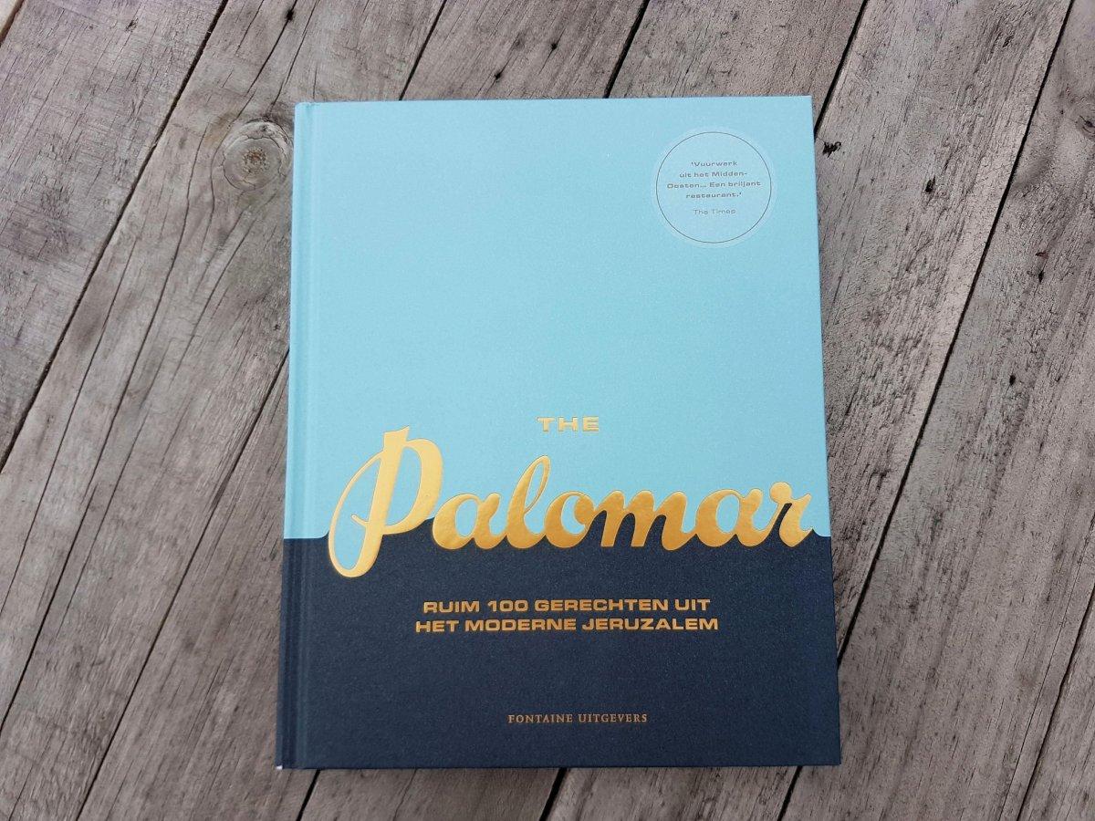 The Palomar: kookboek waardoor je zin krijgt om te koken (en dat vervolgens ook doet)