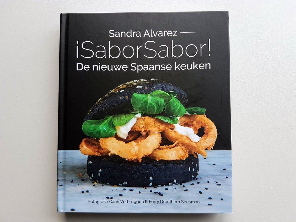 Cover Sabor Sabor kookboek